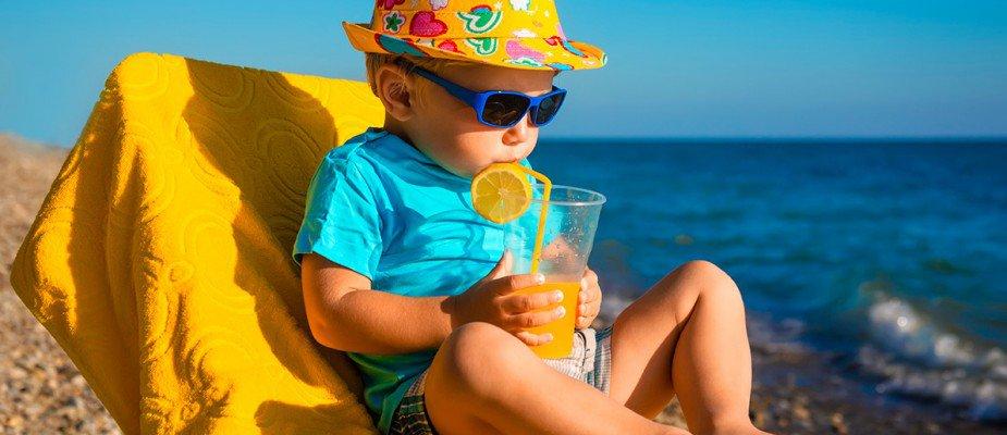 Você conhece todos os benefícios das Camisetas Infantis com proteção UVA e UVB?