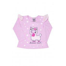 blusa infantil feminina 6975