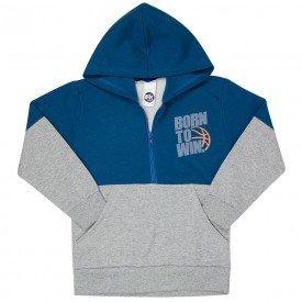 casaco infantil masculino born carbono 38056 6853