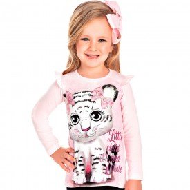 blusa infantil feminina 6730 1