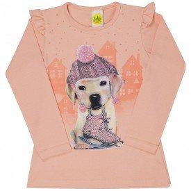blusa infantil feminina 6732 2