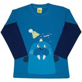 camiseta infantil masculina 6768