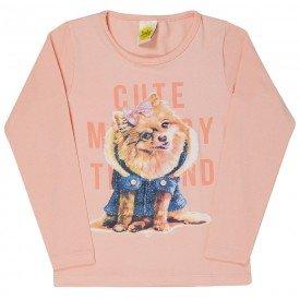 blusa infantil feminina 6802