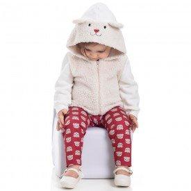 conjunto infantil bebe menina 7178