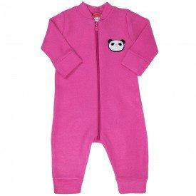 macacao infantil bebe menina soft 7179