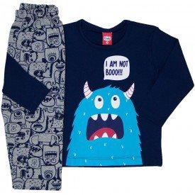 conjunto pijama infantil menino 7208