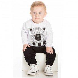 conjunto infantil bebe masculino 6565 3