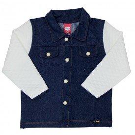 jaqueta infantil parka menina 7181