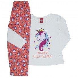 conjunto pijama meia malha 21141