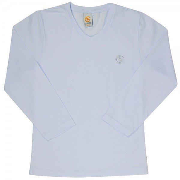 camiseta basica menino 7685