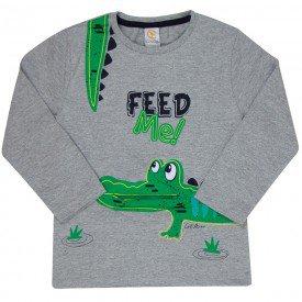 camiseta infantil menino 7701