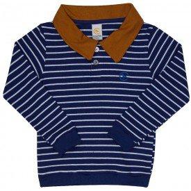 camiseta infantil polo 7702