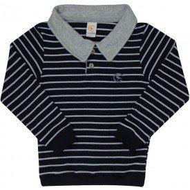 camiseta infantil polo 7703