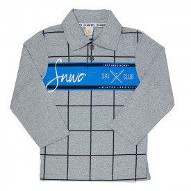 camisa polo infantil inverno 7800 185001