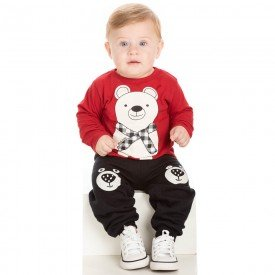 conjunto infantil bebe masculino 6577 1