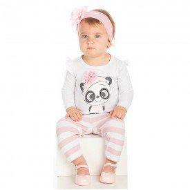conjunto infantil bebe menina 6445 1