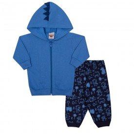 conjunto bebe masculino jaqueta marinho e calca azul claro 4159 7050