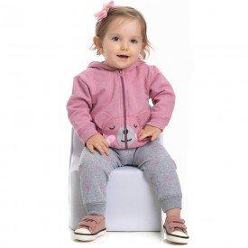 blusa bebe feminino meia malha branco 4105 6918
