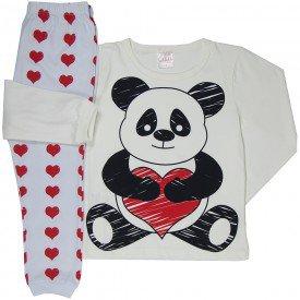 pijama infantil menina 6558