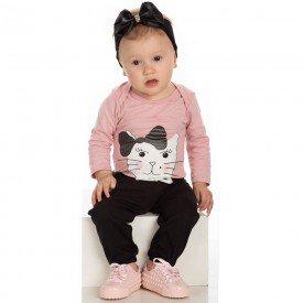 conjunto infantil bebe menina 6460 1