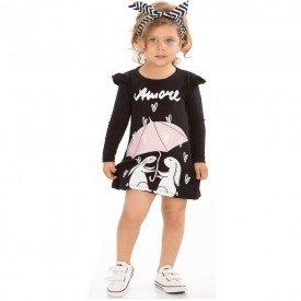vestido infantil feminino 6485 1