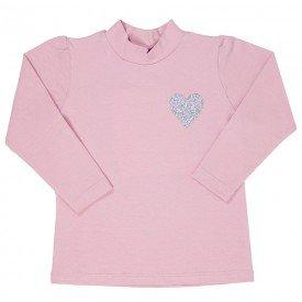 camiseta infantil menina 6494