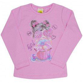 blusa infantil feminina boneca fun algodao doce 38011 6729