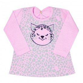 blusa infantil feminina 6916