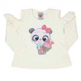 blusa infantil feminina 6972