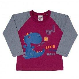 camiseta infantil menino 7096