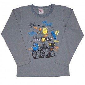 camiseta infantil masculina 7151