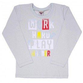 camiseta infantil masculina 7120