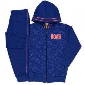 abrigo Infantil menino neon Azul 38032 6787