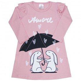 vestido infantil menina 6486