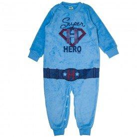 macacao infantil masculino super hero 8282