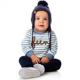 conjunto infantil bebe menino 8264 3