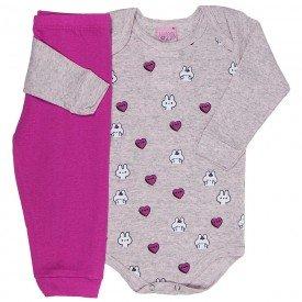 conjunto body mescla gatinha coracao e calca pink 1526 8233