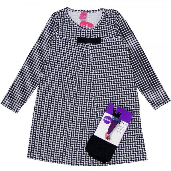 vestido de frio para menina 1205 2202 8054 8095