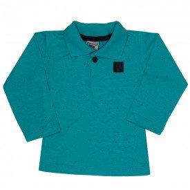 camisa polo bebe menino 7045