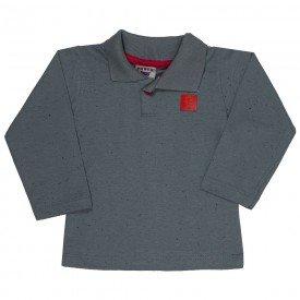camisa polo bebe menino 7044