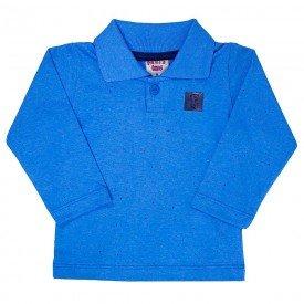 camisa polo bebe menino 7043