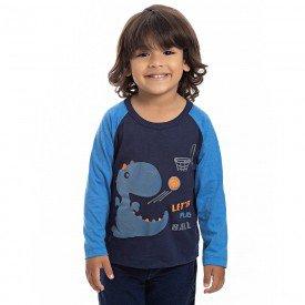 camiseta infantil menino 7094