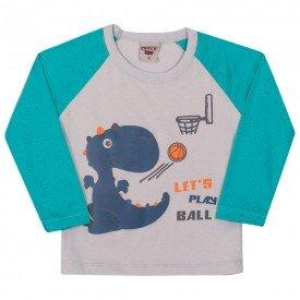 camiseta infantil menino 7095