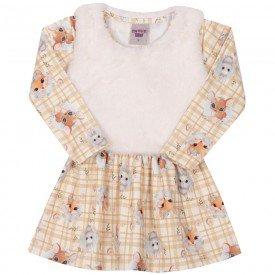 vestido infantil menina 6941