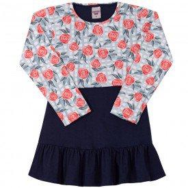 vestido infantil menina 6987