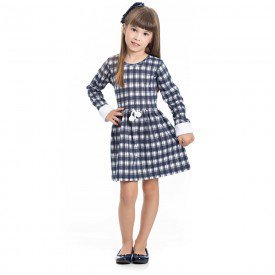 vestido infantil menina 6995