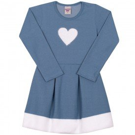 vestido infantil menina 7015