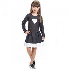 vestido infantil menina 7013