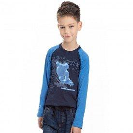 blusa infantil menino 7127