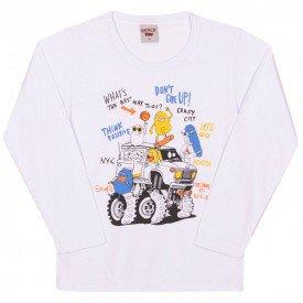 blusa infantil menino 7152